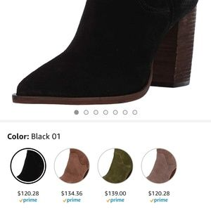 Vince Camuto Shoes - Vince Camuto Ankle Boots